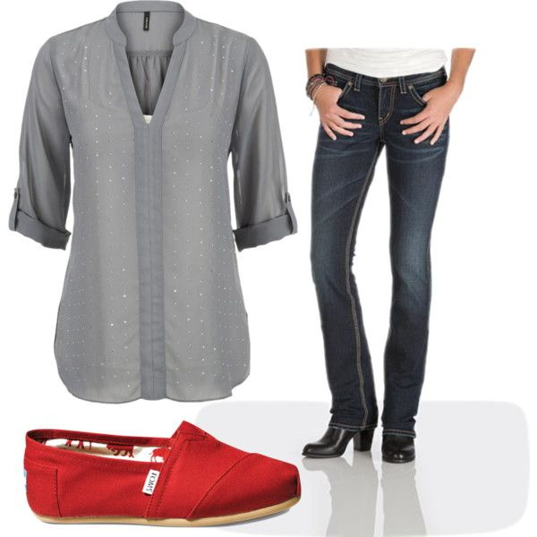 """""""Casual"""" by laurenraeatkins on Polyvore"""
