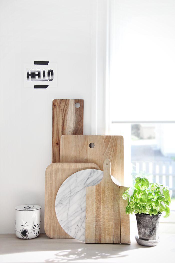 Wooden boards | stylizimo
