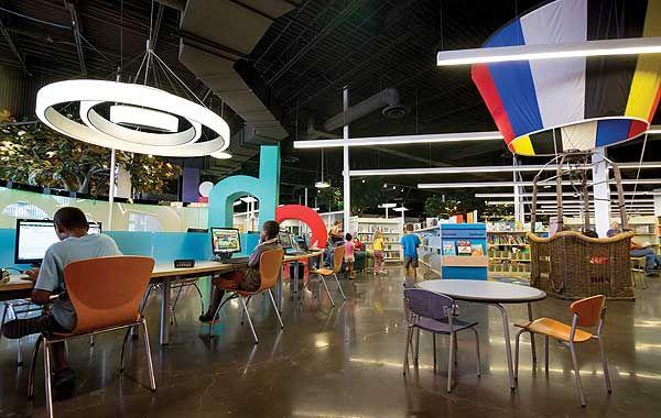 Centennial Library, Midland TX