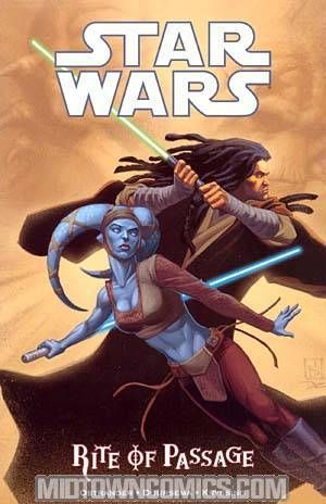 Image result for star wars rite of passage comic