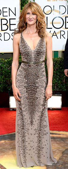Laura Dern: 2014 Golden Globes
