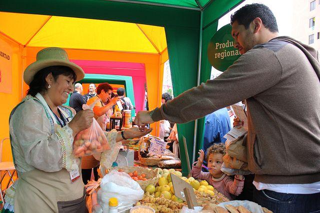 Bondens marked i Lima, PERU | Kilde: Asociacion Peruana de Gastronomia