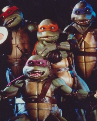 My brother showed me the 1990 tmnt. It's amazing, and I love it