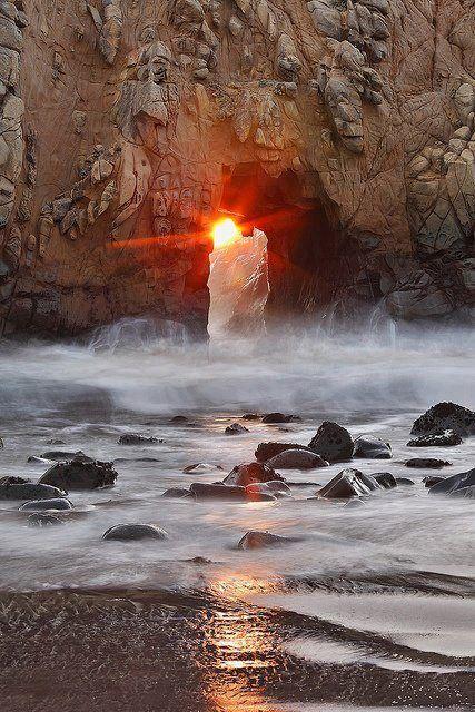 Pfeiffer Beach - Big Sur, California