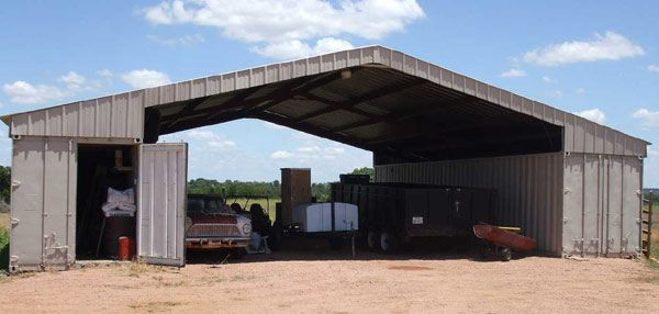 Barns Made With Shipping Containers Joy Studio Design