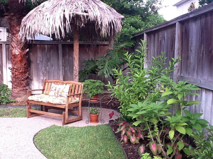 Tropical backyard | Backyard ideas | Pinterest on Tropical Backyards  id=97796