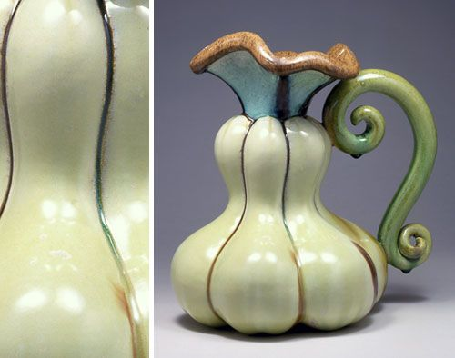 Kate Malone Lady gourd