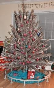 Aluminum Christmas tree