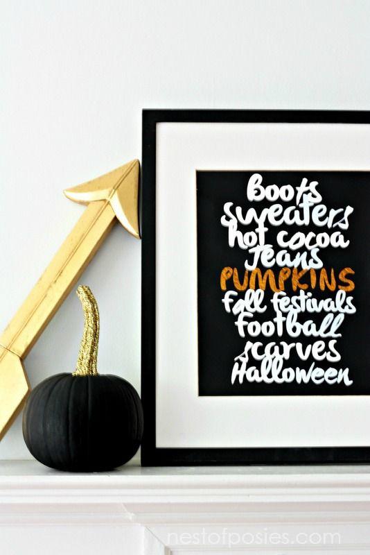 Inspiration / Pumpkins - Pistols Republic - Interior & Lifestyle