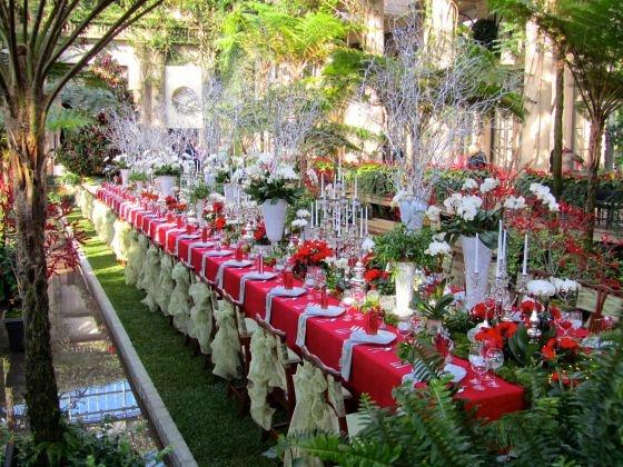 Longwood Gardens Christmas 2012