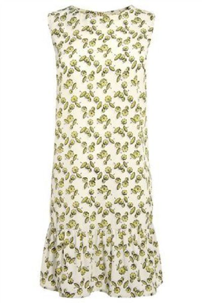Umbrella Print Sundress in Yellow £25 from Next