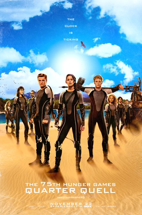 Can we just take a second to appreciate how Finnick is standing?  ...  Thank you.
