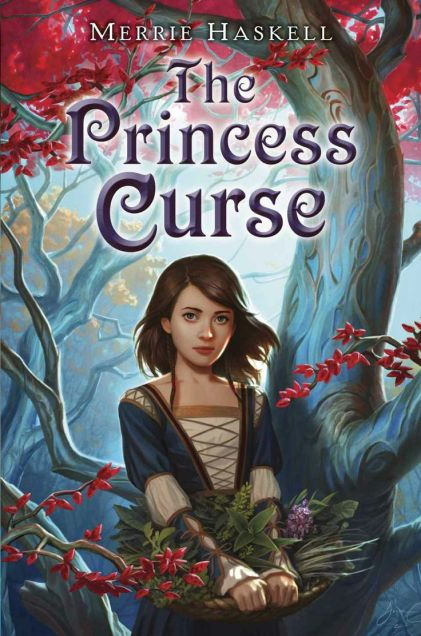 Amazon.com: The Princess Curse eBook: Merrie Haskell: Kindle Store
