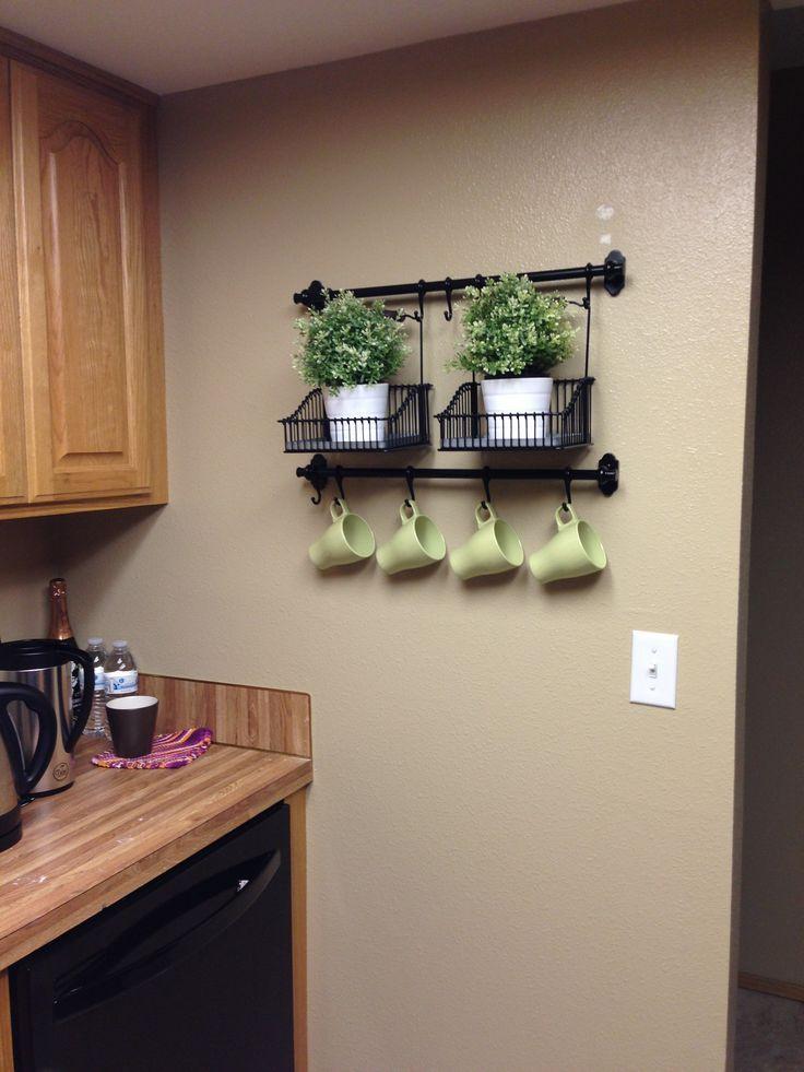 wall decor ideas for a pretty kitchen kitchen design pinterest on kitchen ideas decoration themes id=14755