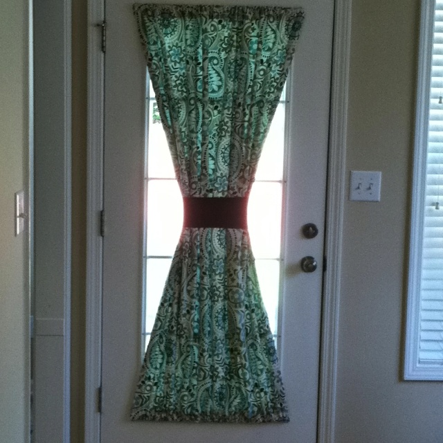 Kitchen Door Curtain Good Ideas