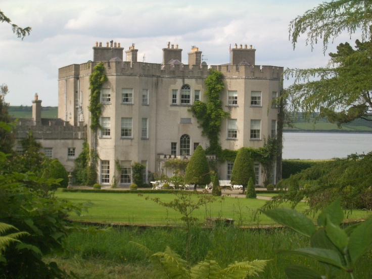 ... of <b>Glin</b>, who gave me a private tour of her residence, <b>Glin Castle</b>