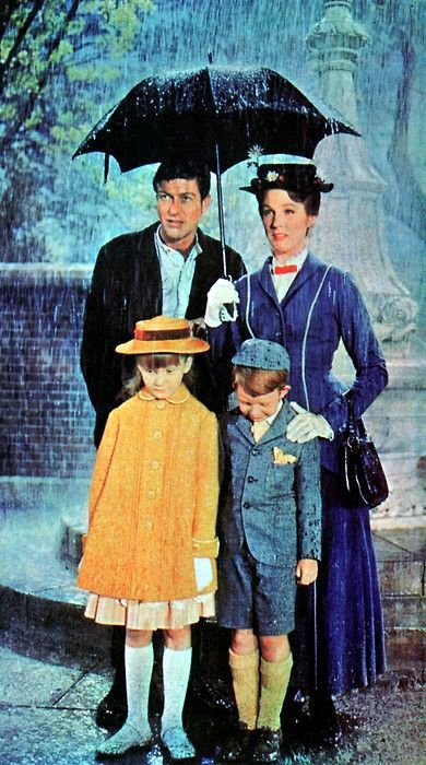 A Little Magic in the Rain-Mary Poppins | Movie Marathons ...