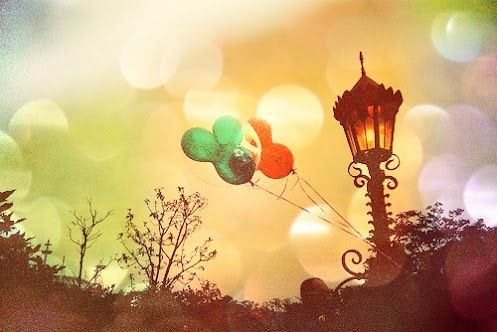 Walt Disney Balloons
