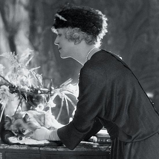 melibibula - Adolphe de Meyer,Elsa de Wolfe. In 1919.