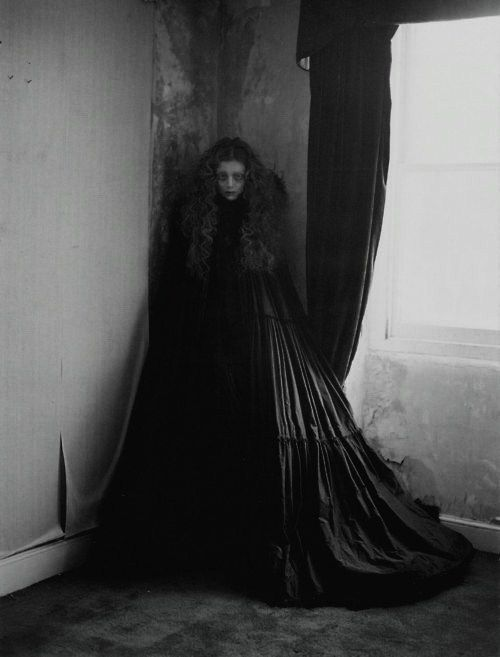 Something dark in a corner can be very scary.. love it.