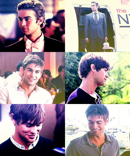 Nate Archibald/Chace Crawford... Swoon!!