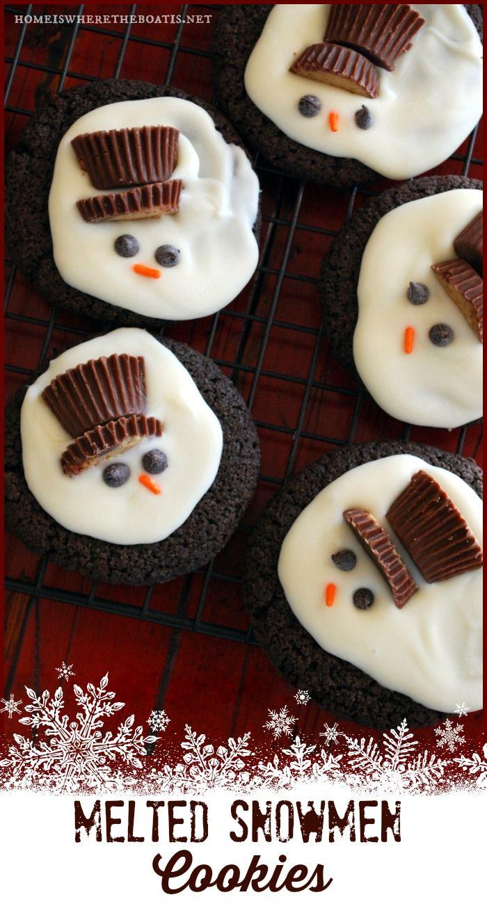 Novel Baking Nigella S Christmas Chocolate Cookies Home Is Where