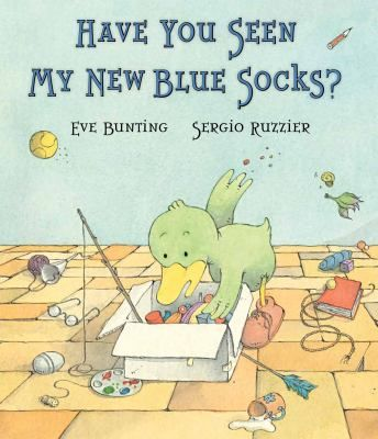 Have You Seen My New Blue Socks? (10/10/13)