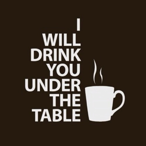 Caffeine.