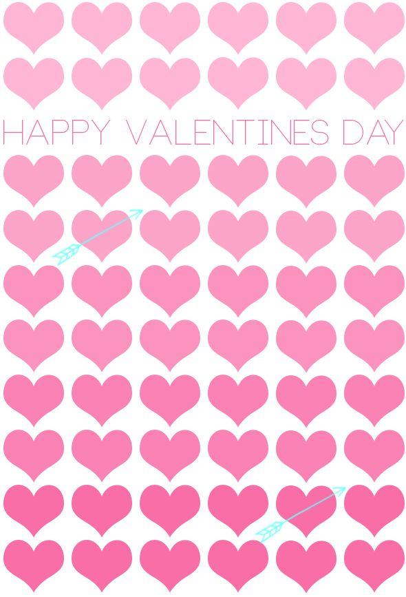 Happy Valentine's Day from For Chic Sake!