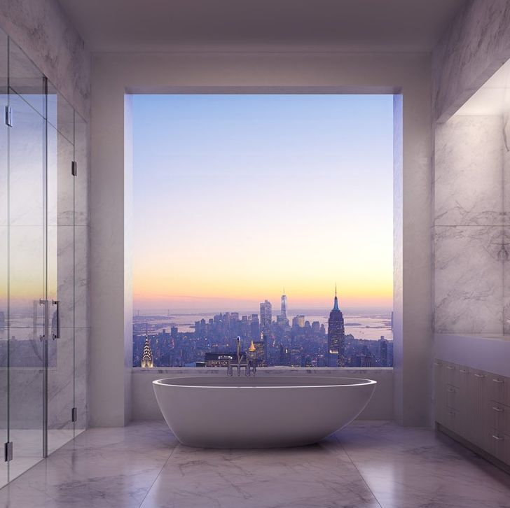 #bathroom with a #view