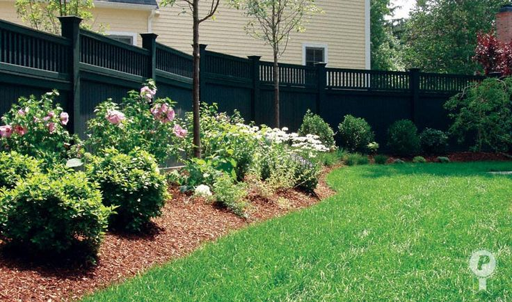 pinterest discover and save creative ideas on backyard fence landscaping id=96773