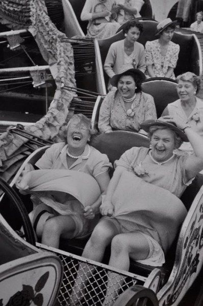 You can choose to live your life with the joy of the front row or solemness of the third row. The choice is yours. ~ Author Unknown
