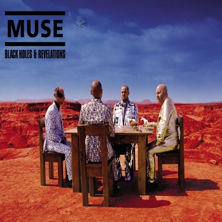 Black Holes and Revelations2006Muse Rock Albums