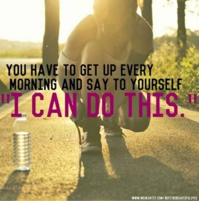 You can do it! #fitness #inspiration