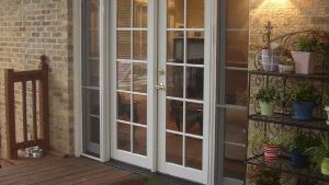 Exterior French Patio Doors Screen For The Home Pinterest