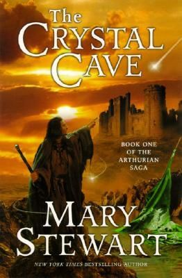 The Crystal Cave By Mary Stewart Katiescottagebooks border=