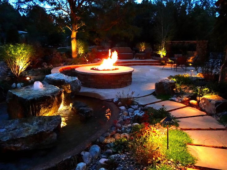 outdoor natural gas fire pit fire pits pinterest on backyard fire pit landscaping id=55285