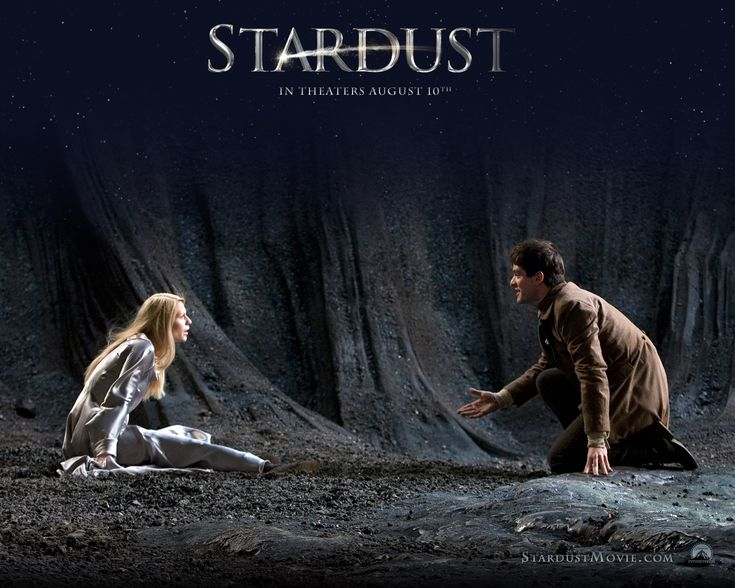 Stardust - I loved the book, and I loved the movie, but as two completely different entities