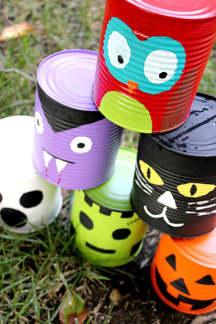 Image detail for -halloween activity for kids handmade halloween game for kids