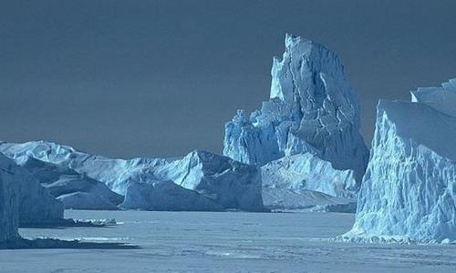 La ricomposizione dei ghiacciai