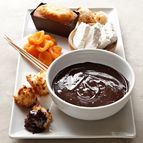 Chocolate Fondue Dipping Set