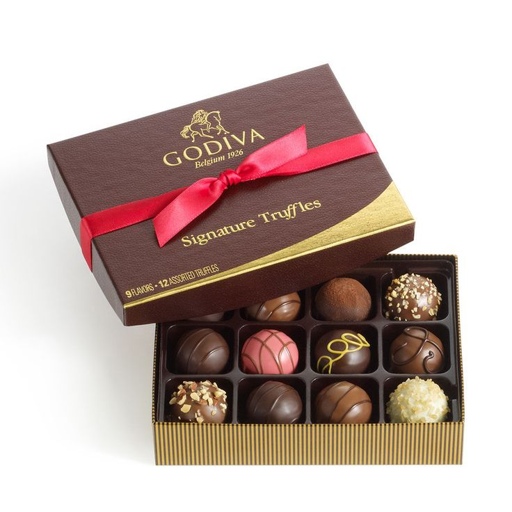 give me all the godiva!