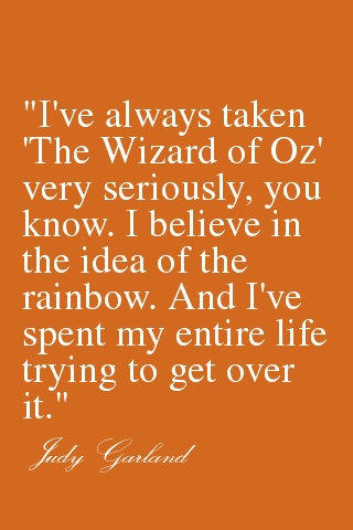 "Quote of ""The Wizard of OZ""!!"