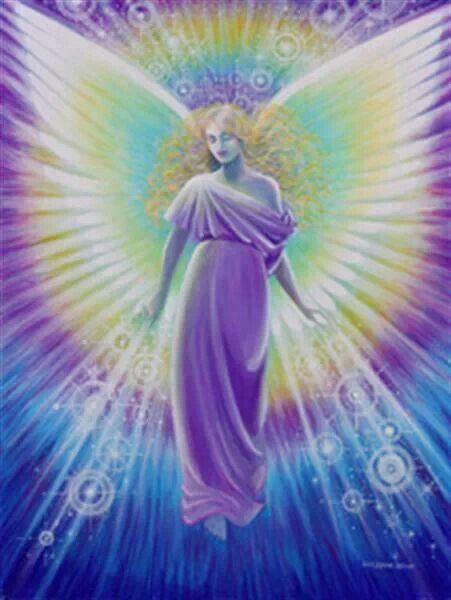 Angel de la misericordia..