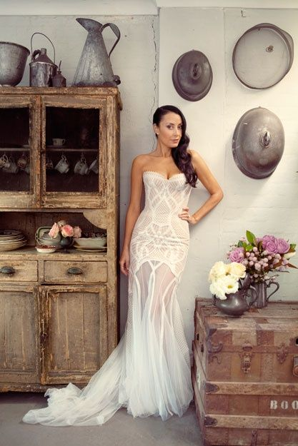 Would You Sew Your Own Wedding Dress Poppykettle