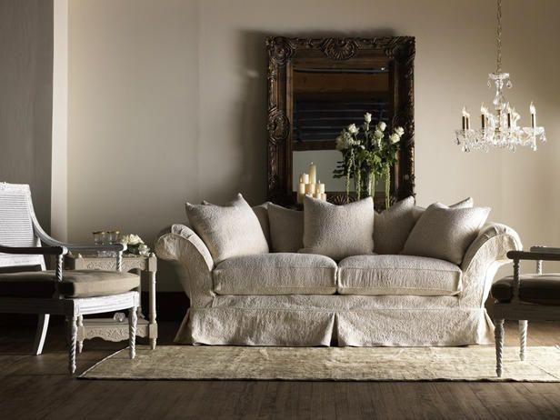 Shabby Chic Sofas Living Room Furniture