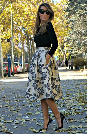 love the skirt!