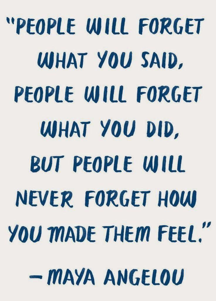 This Week's Quote: Maya Angelou