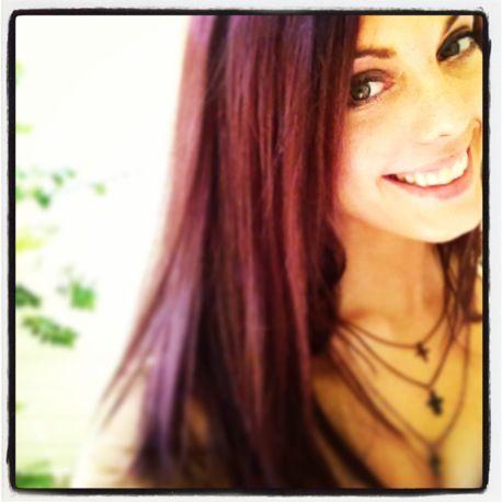 Burgundy Plum Hair Color