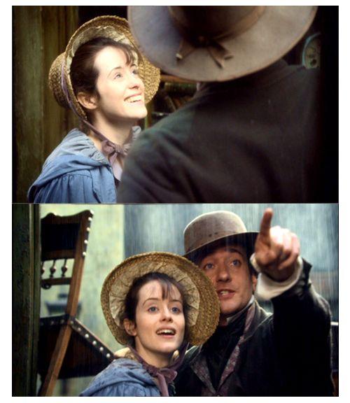 """""""Little Dorrit"""" - Claire Foy and Matthew Macfadyen"""